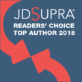 JD Supra Readers Choice 2018 Badge